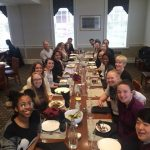 Luncheon with Majors